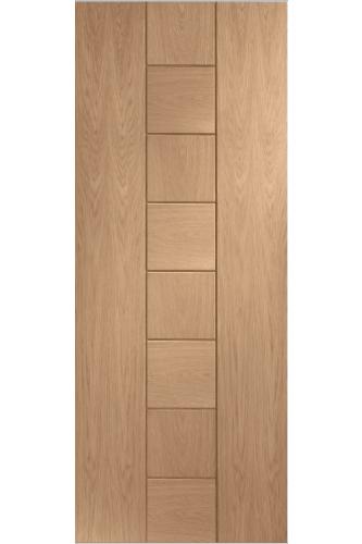 Internal Door Oak Messina Prefinished