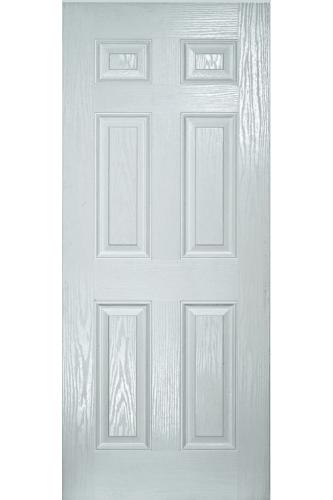 External Pre Hung Colonial Composite Door Set