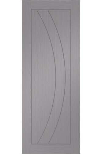 Internal Door Salerno Light Grey Pre Finished DISCONTINUED