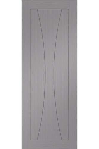 Internal Door Light Grey Verona Prefinished
