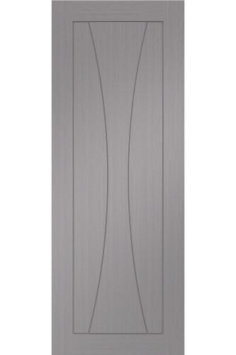 Internal Fire Door Verona Light Grey Pre Finished