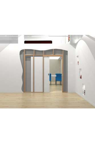 Internal Pocket Door System