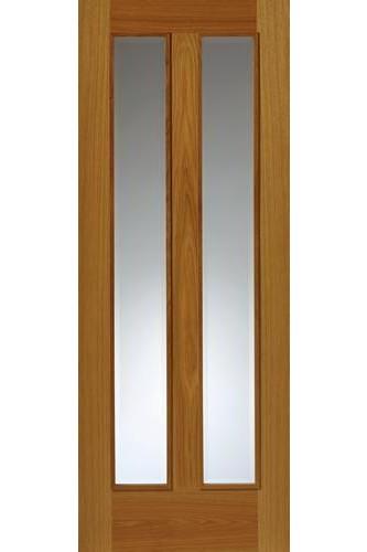 JB Kind Internal Door R-11-2V Oak