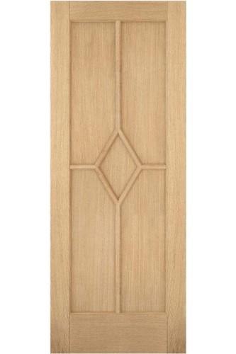 Internal Door Oak Reims 5 Panel Prefinished