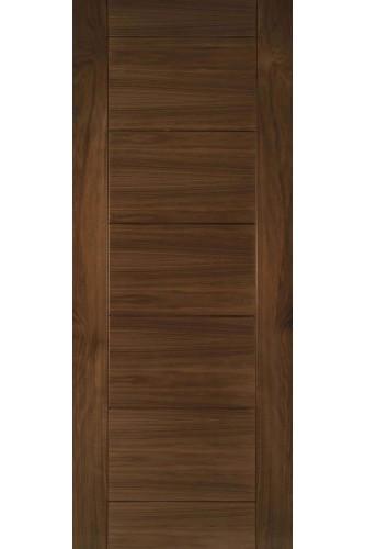Internal Fire Door Walnut Seville Prefinished
