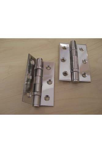 """Ball Bearing Butt Hinge For use on Internal Doors (3"""" x 2"""") (SOLD AS PAIR)"""