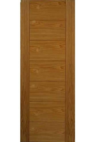 JB Kind Internal Door Royale Modern VP7 Oak Fire Door