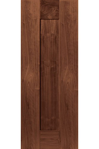 Internal Door Walnut Axis Prefinished