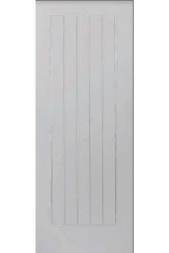 Internal Fire Door White Primed Mexicano MENDES