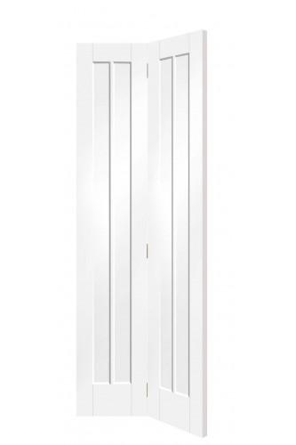 Internal Bi Fold Door White Primed Worcester