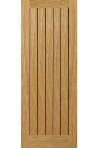Internal Oak Door Yoxall
