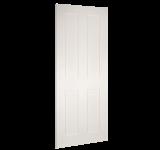 Internal Fire Door White Primed Eton 4 Panel