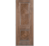 Internal Door Walnut Madrid 2 Panel Prefinished discontinued