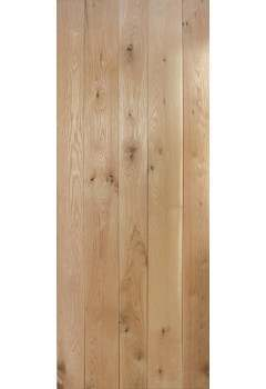 Internal Door Solid Oak Rustic Ledged Untreated (Bracing pack optional)