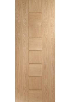 Internal Door Oak Messina Untreated