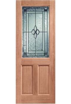 XL External Doors Hardwood Double Glazed 2XG Coleridge M&T