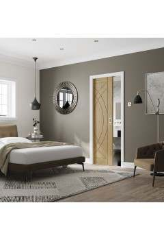 Internal Pocket Door System - XL Joinery (Door sold seperatley)