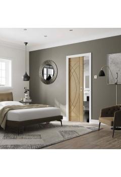 Internal Pocket Door System - XL Joinery (Door sold seperatley)