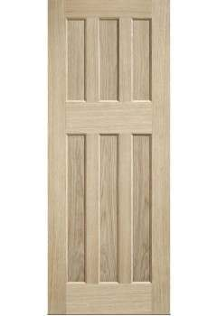 Internal Fire Door Oak Nostalgia DX60's Style Untreated SPECIAL OFFER