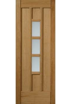 External Door Oak Therm-L Coniston