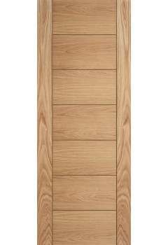 Internal Door Semi Solid Oak Corsica Prefinished