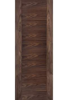 Internal Fire Door Walnut Iseo Particle Board Core