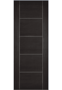 Internal Door Dark Grey Laminate Vancouver Prefinished SPECIAL OFFER