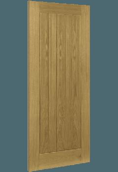 Internal Door Oak Ely Untreated