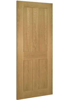 Internal Fire Door Oak Eton Unfinished SPECIAL OFFER!