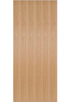Internal Door Oak Flush Veneered Prefinished LPD
