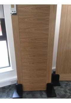 Internal Fire Door Oak Taunton 6 Panel Prefinished