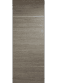 Internal Door Light Grey Laminate Santandor Prefinished