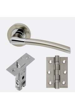 Handle Packs (Packs contain - Handles, Latches and Hinges) - IRONMONGERY