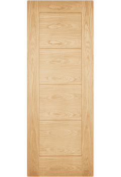 External Door Part L Compliant Oak Modica Untreated