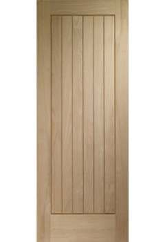 Internal Door Oak Suffolk Untreated
