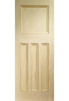 XL Internal Door Vine DX Vertical Grain Pine