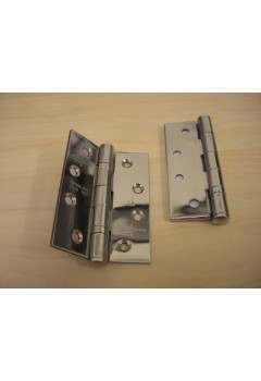 "Ball Bearing Butt Hinge for use on Fire Door / External Doors (4"" x 3"") (sold as pair)"