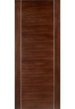 Internal Fire Door Walnut Alcaraz Prefinished