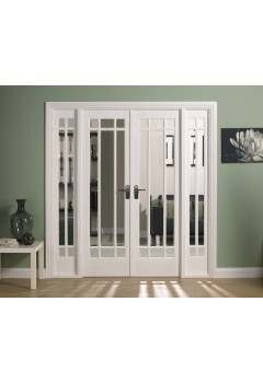 Internal Room Divider White Primed W6 Manhattan