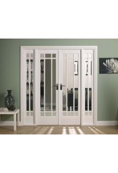 Internal Room Divider White Primed W6 Manhattan