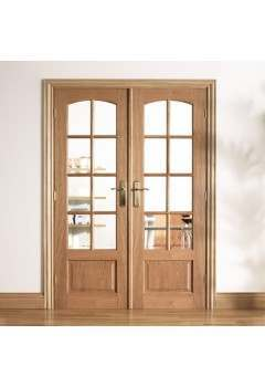 Internal Room Divider Oak Room Divider W4