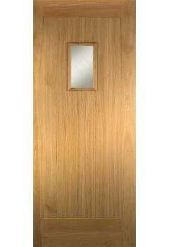 External Oak Door Part L Compliant Hillingdon