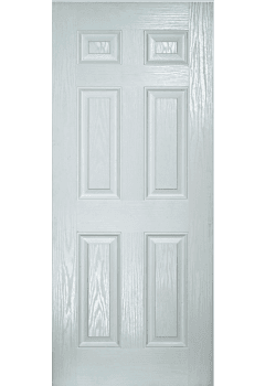 External Pre Hung Colonial Composite Door Set