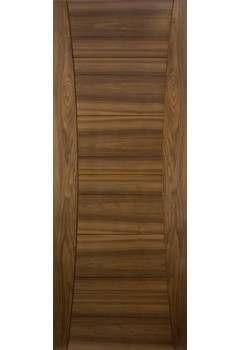 Internal Fire Door Walnut Pamplona Prefinished