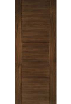 Internal Fire Door Walnut Seville Prefinished