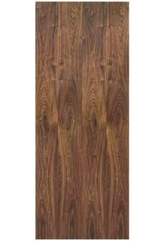 Internal Door Walnut Veneered Flush Prefinished JBK