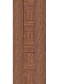 Internal Door Walnut Messina Prefinished DISCONTINUED - Check size availability