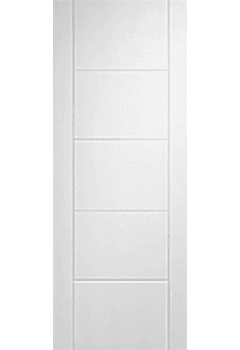 Internal Fire Door White Primed Vancouver LPD