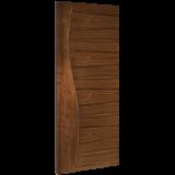 Internal Door Oak Cadiz Prefinished angled