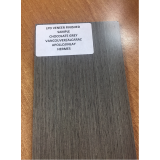 Chocolate Grey Colour Sample